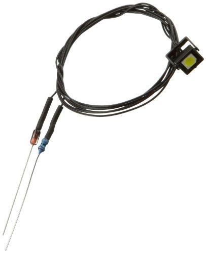 Viessmann 6333 - H0 Flutlichtstrahler rechteckig, mit LED