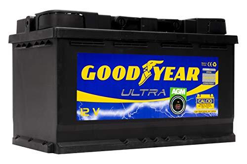 Good Year GODF80AGM BATERIA GOODYEAR 12V START/STOP AGM 80AH 800A +D