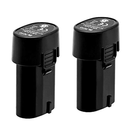 マキタ 7.2v バッテリー bl7010 マキタ 7.2v 3500mAh リチウムイオン バッテリー BL7010 A-47494 194356-2 対応互換バッテリーPSE認証取得済み 2個セット …