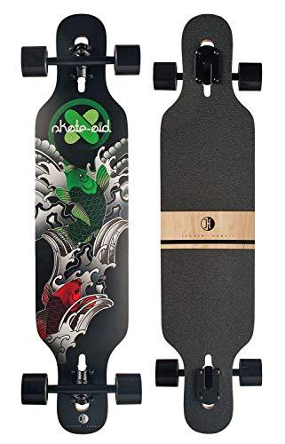 JUCKER HAWAII Longboard New SKAID x Skate-aid