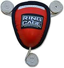 Ring to Cage Traditional Muay Thai GelTech Protective Steel Cup