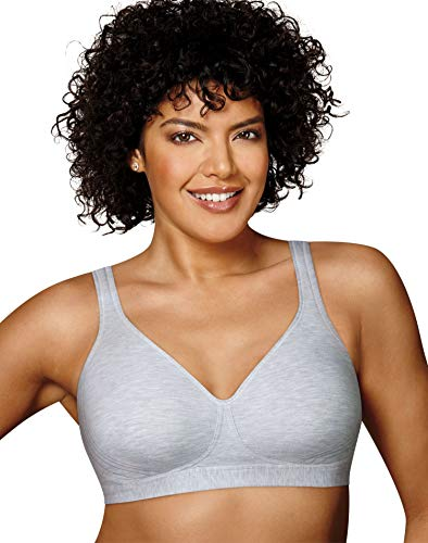 Playtex Women's 18 Hour Ultimate Lift & Support Cotton Stretch Wireless Bra US474C