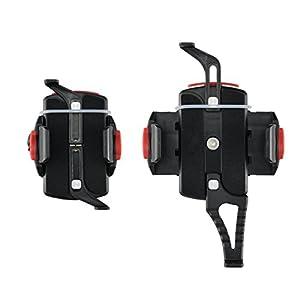"""ミノウラ(MINOURA) 自転車 スマホホルダー iH-520-OS 軽量LWクランプ仕様 オーバーサイズ Φ27.2/31.8/35mm対応"""""""