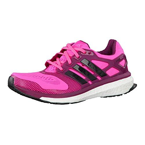 adidas Energy Boost 2 Esm W, Chaussures de running femme - Rose (Rossol/Noiess/Rotrbi), 36 EU