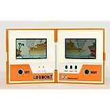 国内未発売物 任天堂 Nintendo TC-58 ライフボート(LIFE BOAT) GAME&WATCH ゲーム&ウォッチ(ゲームウォッチ) 横開きマルチスクリーン 本体のみ