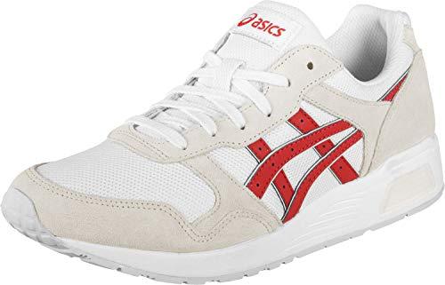 ASICS Herren Lyte-Trainer Sneaker weiß 42