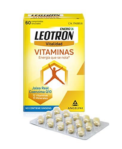 LEOTRON VITAMINAS ANGELINI 60 CAPSULAS