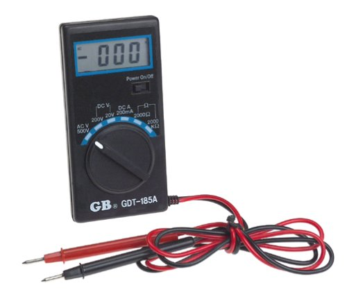 Gb Instruments Multimeter Gdt 200a Manual