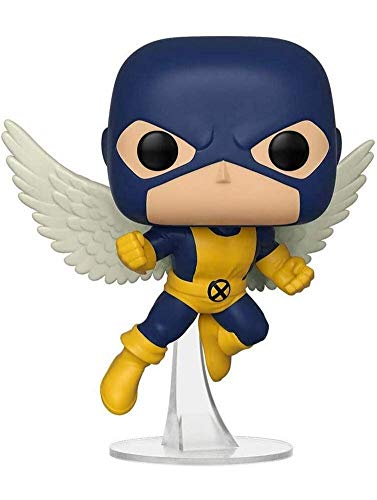 Funko Pop! Bobble Vinyle Marvel: 80th - First Appearance - Angel