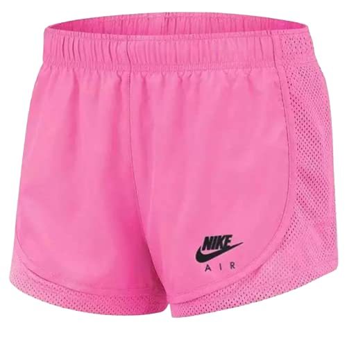 Nike Air Tempo 3' Women's Running Shorts (Pink/Black, Small, s)
