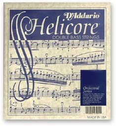 D'Addario Direct store Helicore Double Bass String 5 ☆ very popular Set 1 - Medium 2