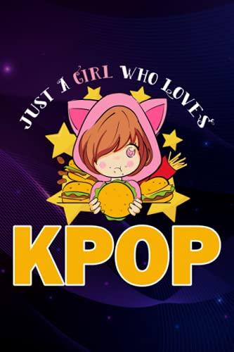 Tarot Card Journal - Just A Girl K-pop Gift Kpop Merch Korean Merchandise Fashion...