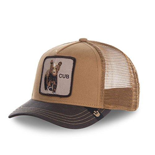 Goorin Bros.. Baseball Trucker Cap (Cub)