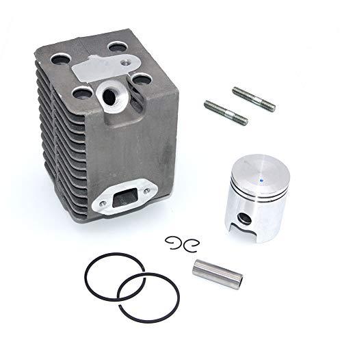 Zylinder kolben Kit 45mm Für Wacker Neuson WM80 WM80C Stampfer BS45Y BS50-2 BS500 BS60 BS60-2 BS70-2 BS105Y BS600 BS700 BS650 Leistungsschalter BH22 BH23 BS24 BH55 BH65 MPN 5000176400 5000099336