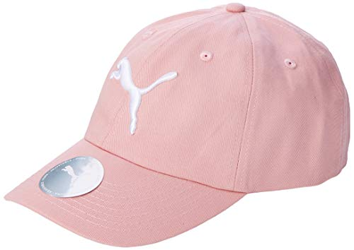 PUMA Unisex Erwachsene Ess Cap Kappe, Bridal Rose-Big Cat, ADULT