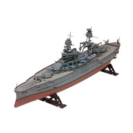 Revell-El Acorazado USS Arizona, Escala 1:426 Kit de Modelos
