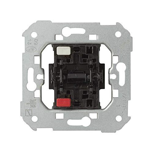 Simon 75101-39 Simon-75101-39 Interruptor unipolar s-75 Ref. 6557539001, 250 V, Blanco