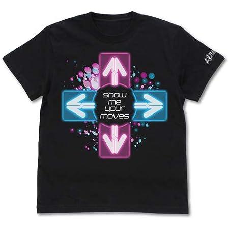 DanceDanceRevolution DanceDanceRevolution Tシャツ ブラック Mサイズ