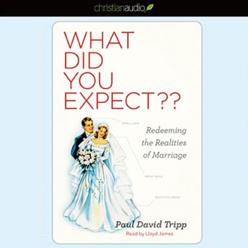 What Did You Expect? audiobook cover art