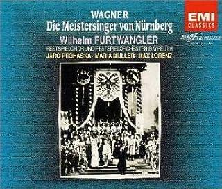 ワーグナー : 楽劇「ニュルンベルグのマイスタージンガー」全曲