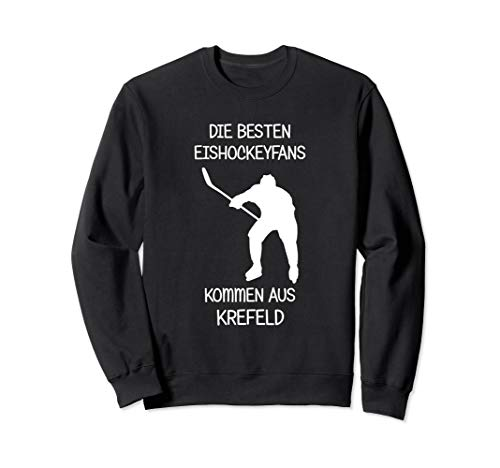 Eishockey Fan Krefeld Sweatshirt