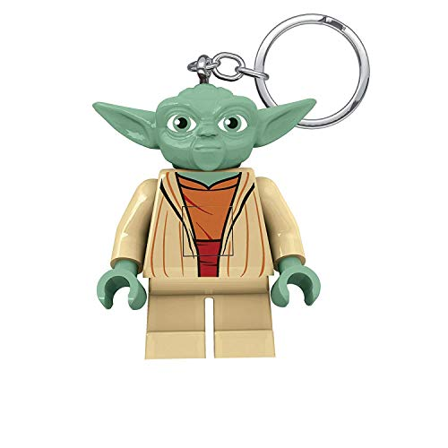 LEGO Star Wars - Llavero led Yoda 6CM
