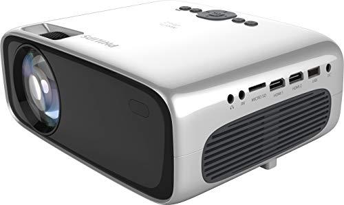 NeoPix Ultra 2 de Philips, proyector True Full HD con Aplicaciones y Reproductor Multimedia Integrado