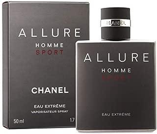 CHàNèl Allure Homme Sport Eau Extreme Eau de Parfum Spray 1.7 OZ./ 50 ml.