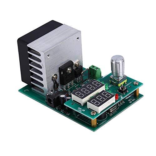 FHISD Módulo de Prueba de Quemado, con Ventilador de Doble cojinete de Alta Velocidad Módulo de Carga electrónica de Corriente Constante, para el Adaptador de Corriente de Laboratorio de experimen