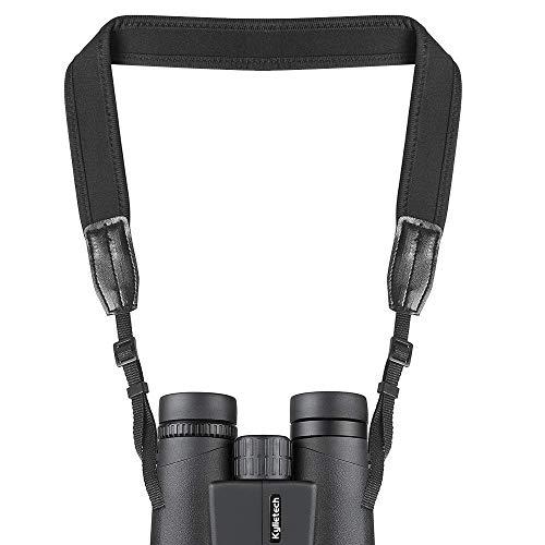 Kylietech - Correa para el cuello para prismáticos, cámaras y telescopio