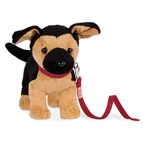 "Our Generation BD37797Z 6"" Poseable German Shepherd Pup Puppenzubehör"