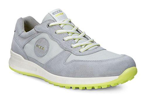 Uomo Ecco scarpe da golf velocità ibrida Grigio/132004 55961