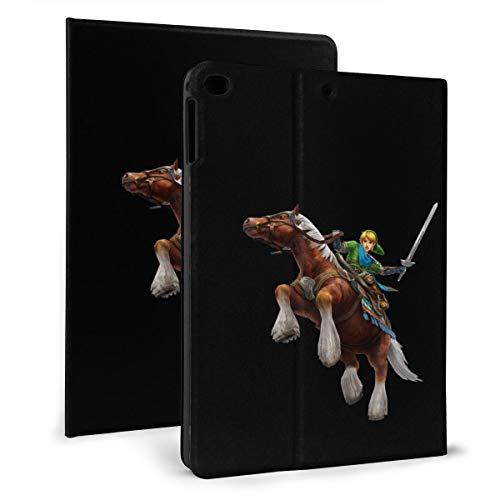 Zelda - Funda para iPad Mini 4/5 de 7,9 pulgadas, funda protectora para iPad 2017/2018 de 9,7 pulgadas y iPad Air 1/2 de 9,7 pulgadas