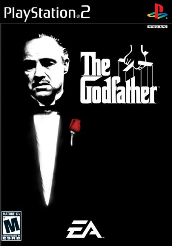 Godfather - PlayStation 2 by Electronic Arts