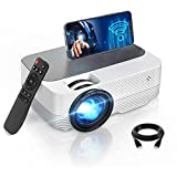 Best Projectors - VicTsing Wifi Projector, Mini Projector 6000 Lux, Home Review