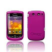 OtterBox Commuter Case for BlackBerry Torch 9800/9810 (White/Pink)