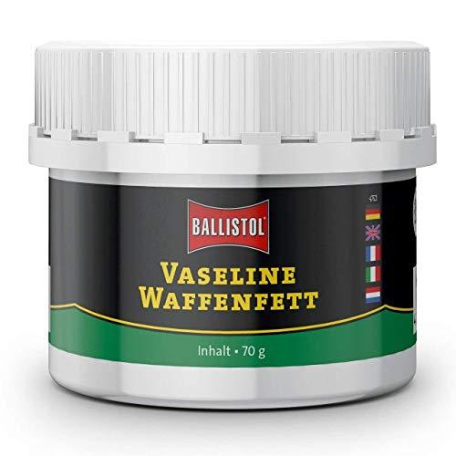 Ballistol Waffenpflege Vaseline Waffenfett Langzeitfett Schmierfett 70 g 23699