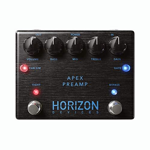 Horizon Devices Apex Preamp · Pedal guitarra eléctrica
