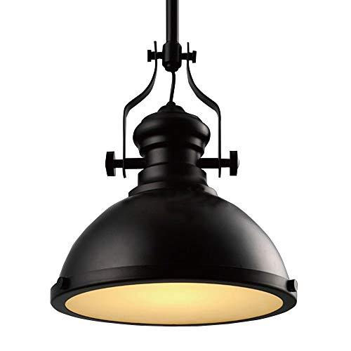 Luz colgante moderna Restaurante Labrado Hierro Metal Araña Negro Industrial Luces Colgantes Interior Lámpara de techo Clásico Iluminación Accesorio Anti-Envejecimiento Anti-Alta Temperatura Muebles p
