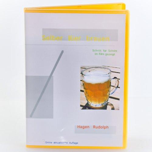 """""""Selber Bier Brauen"""" DVD Anleitung zum Selber Bierbrauen mit Rezepten für Einsteiger Hobbybrauer Bier brauen"""