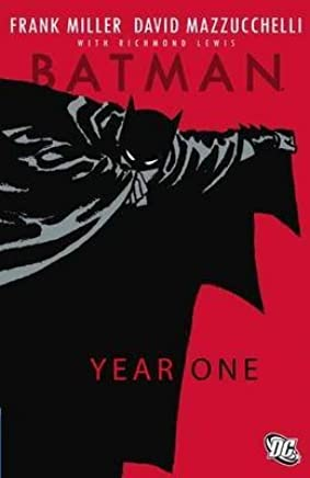[Batman Year One] (By (artist)  David Mazzucchelli , By (author)  Frank Miller) [published: March, 2012]