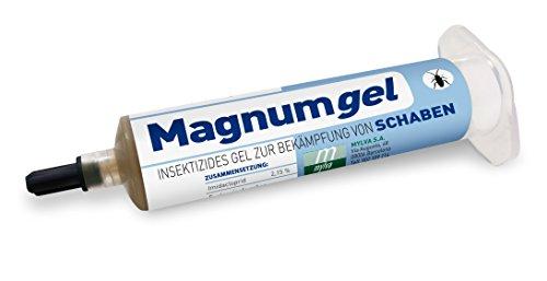 acotec Magnumgel Schaben 40g - Insektizides Gel zur Bekämpfung von Schaben mit Imidacloprid