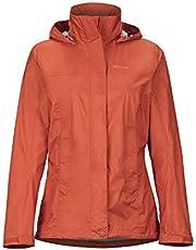 Marmot PreCip Eco jas voor dames, waterdichte jas, lichte regenjas, winddichte regenjas, ademende windjack, ideaal voor hardlopen en wandelen