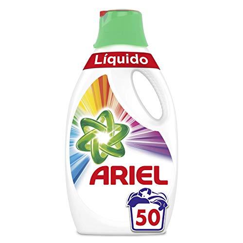 Ariel Colour & Style Detergente Líquido 2.75l - 50Lavados