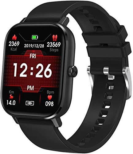 Reloj Inteligente ECG PPG Hrv Frecuencia Cardíaca Bluetooth Llamada Smartwatch Hombres Mujeres Impermeable Ip67 Presión Arterial Oxígeno-D