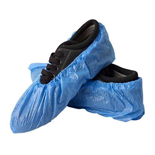 Fundas de calzado, impermeables, desechables, para el jardín y el hogar, 100 unidades