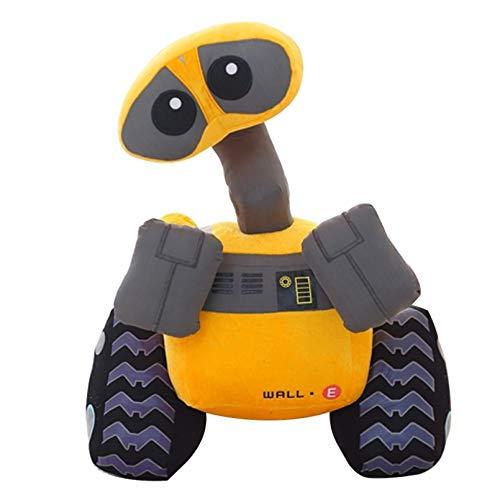 YTYASO 25Cm Robot De Dibujos Animados Wall.E Peluches De Peluche Juguetes De Anime Regalo De Cumpleaños para Niños Niños