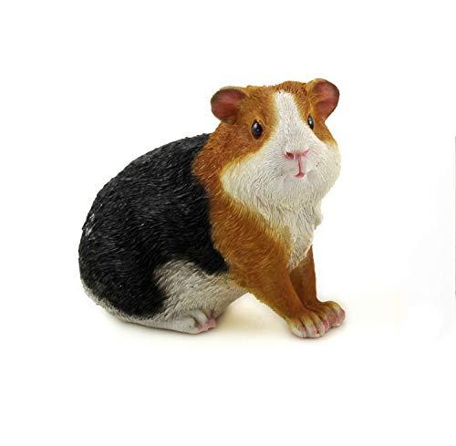 KLP Meerschweinchen Deko Garten Meerschwein Schwein Tier Figur Skulptur Tierfigur
