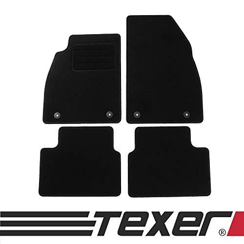 CARMAT TEXER Textil Fußmatten Passend für Opel Insignia A Bj. 2008-2013 Basic