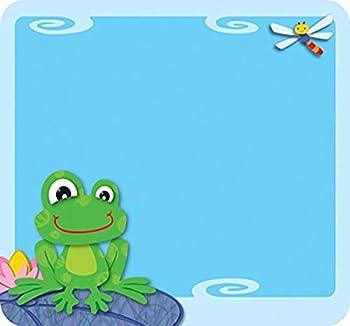 Carson Dellosa Funky Frogs Name Tags  150024